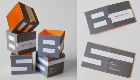 Creatively Designed Collection Of Unique Business Cards 4
