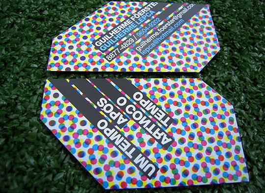 Creatively Designed Collection Of Unique Business Cards 9
