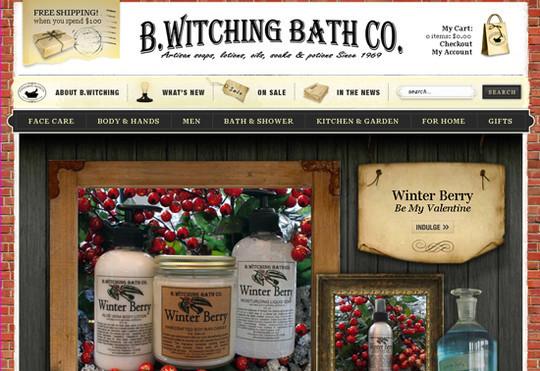 Showcase Of Inspirational E-Commerce Websites 23