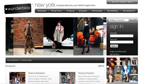 Showcase Of Inspirational E-Commerce Websites 24