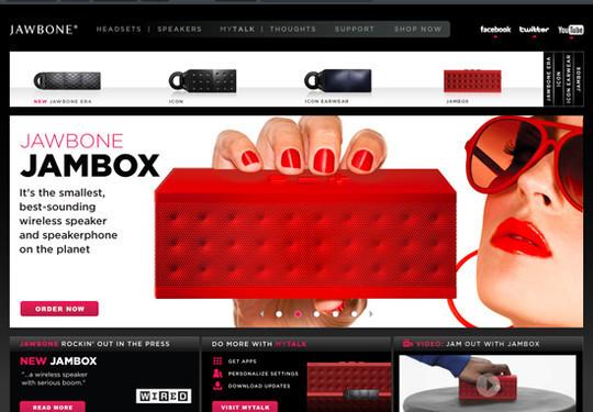 Showcase Of Inspirational E-Commerce Websites 6