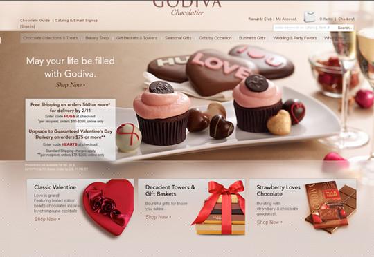 Showcase Of Inspirational E-Commerce Websites 5