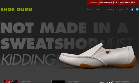 Showcase Of Inspirational E-Commerce Websites 4