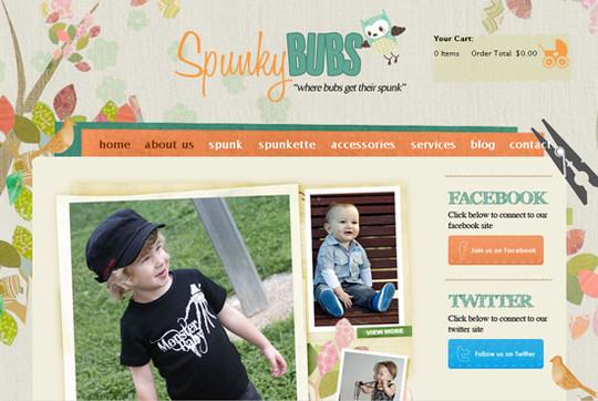 Showcase Of Inspirational E-Commerce Websites 17