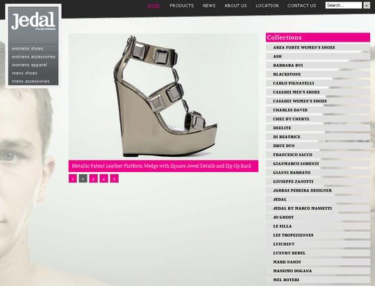 Showcase Of Inspirational E-Commerce Websites 13
