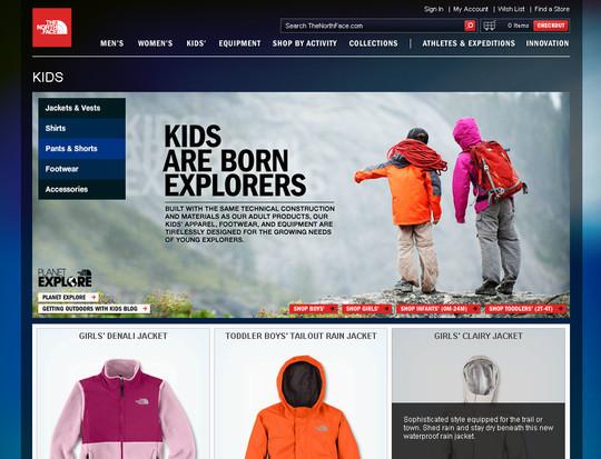 Showcase Of Inspirational E-Commerce Websites 14