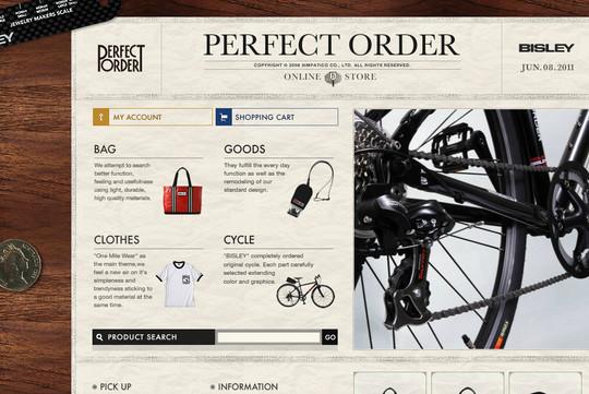 Showcase Of Inspirational E-Commerce Websites 35