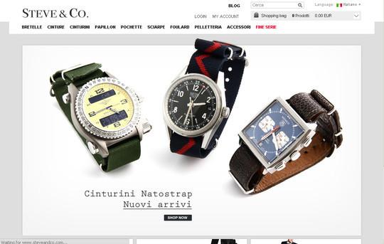 Showcase Of Inspirational E-Commerce Websites 39