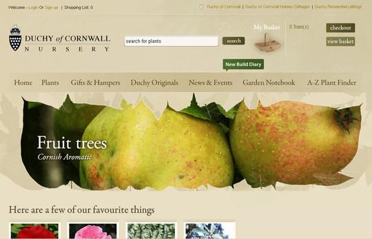 Showcase Of Inspirational E-Commerce Websites 42