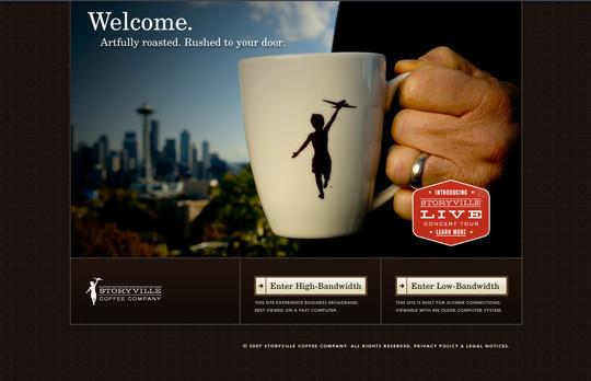 Showcase Of Inspirational E-Commerce Websites 2