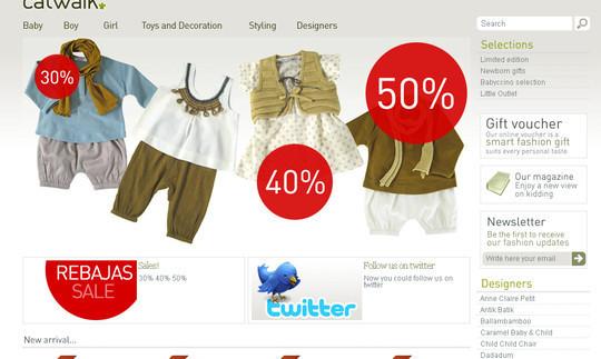 Showcase Of Inspirational E-Commerce Websites 19