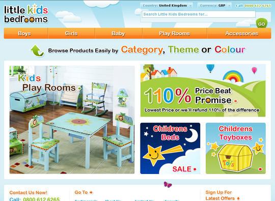 Showcase Of Inspirational E-Commerce Websites 45