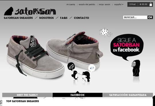 Showcase Of Inspirational E-Commerce Websites 20