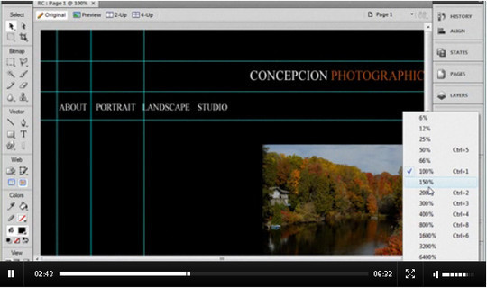 40 Extremely Useful Adobe Fireworks Tutorials For Designers 13