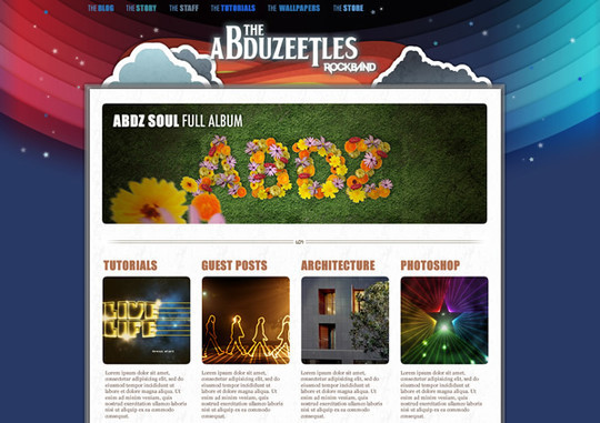 40 Extremely Useful Adobe Fireworks Tutorials For Designers 3