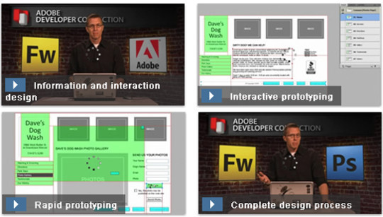 40 Extremely Useful Adobe Fireworks Tutorials For Designers 26