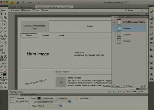 40 Extremely Useful Adobe Fireworks Tutorials For Designers 29