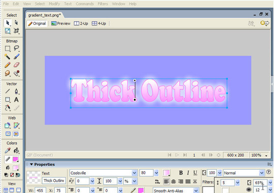 40 Extremely Useful Adobe Fireworks Tutorials For Designers 33