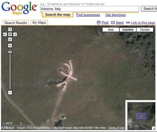 40 Unbelievably Interesting Google Earth Photos 16