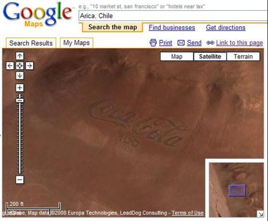40 Unbelievably Interesting Google Earth Photos 17