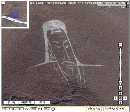 40 Unbelievably Interesting Google Earth Photos 18