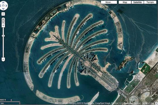 40 Unbelievably Interesting Google Earth Photos 21
