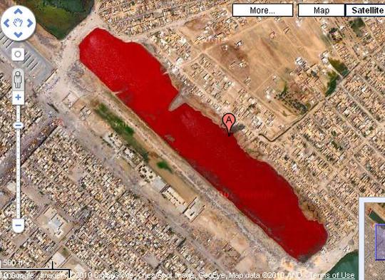 40 Unbelievably Interesting Google Earth Photos 7
