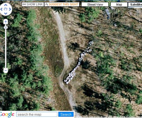 40 Unbelievably Interesting Google Earth Photos 23