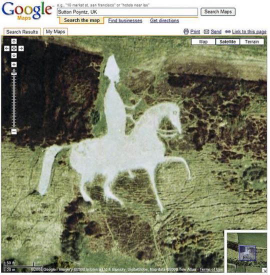 40 Unbelievably Interesting Google Earth Photos 9