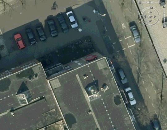 40 Unbelievably Interesting Google Earth Photos 27