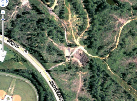 40 Unbelievably Interesting Google Earth Photos 28