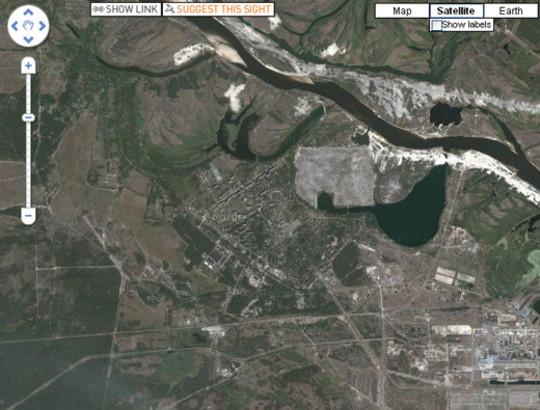 40 Unbelievably Interesting Google Earth Photos 34