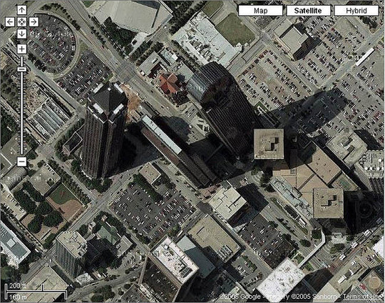 40 Unbelievably Interesting Google Earth Photos 19
