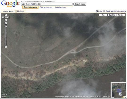 40 Unbelievably Interesting Google Earth Photos 38