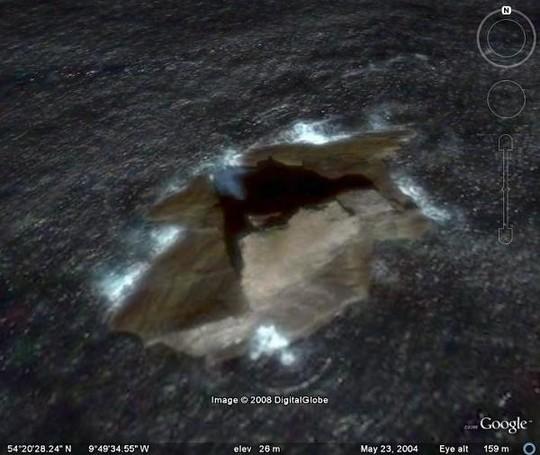 40 Unbelievably Interesting Google Earth Photos 35