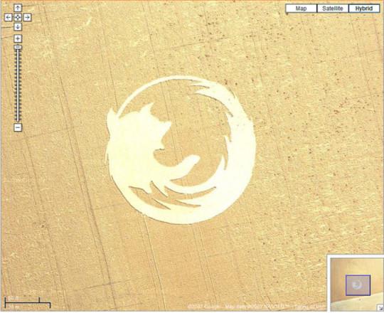 40 Unbelievably Interesting Google Earth Photos 12
