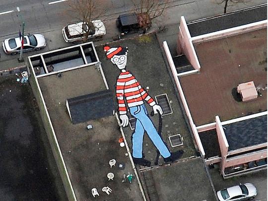 40 Unbelievably Interesting Google Earth Photos 13