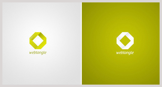 Insipiring Showcase Of Fabulous Origami Inspired Logo Designs 21
