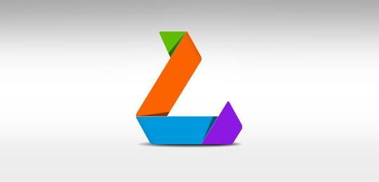 Insipiring Showcase Of Fabulous Origami Inspired Logo Designs 24