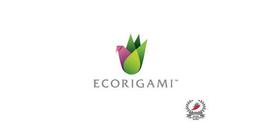 Insipiring Showcase Of Fabulous Origami Inspired Logo Designs 5