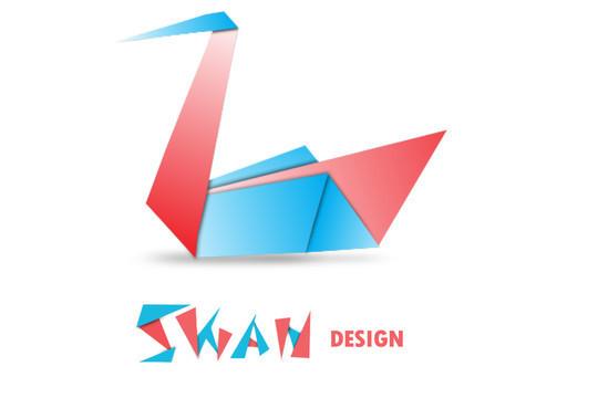 Insipiring Showcase Of Fabulous Origami Inspired Logo Designs 39