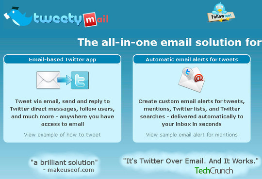50 Power Tools And Applications To Make Your Life Easier With Twitter 5