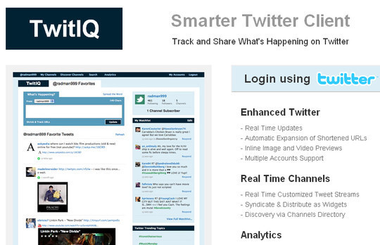 50 Power Tools And Applications To Make Your Life Easier With Twitter 13