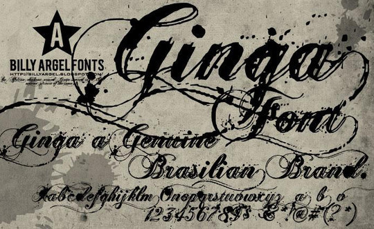 50 Wonderful Free Fonts For Vintage And Retro Designing 2