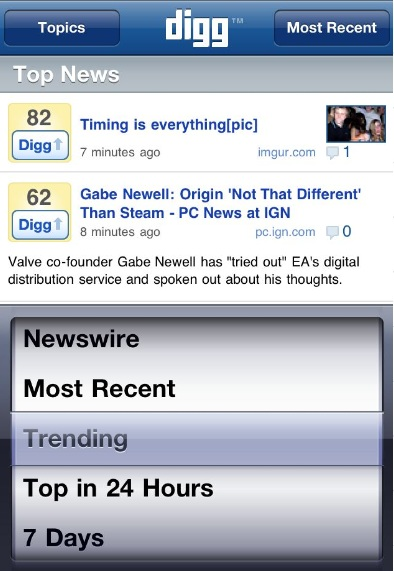 Digg App For iOS: 5 Reasons You Should (Really) Use It 3