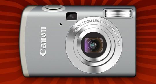 45 Realistic Gadgets Designs Photoshop Tutorials 2