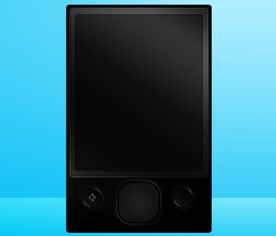 45 Realistic Gadgets Designs Photoshop Tutorials 11