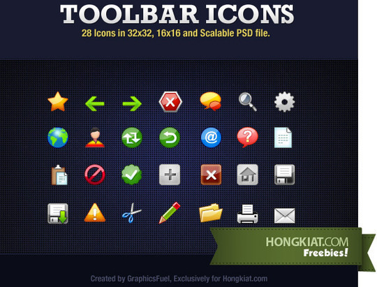 50 (NEW) High Quality And Free Icon Sets 28