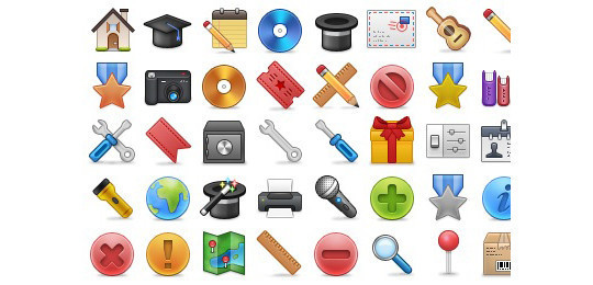 50 (NEW) High Quality And Free Icon Sets 33