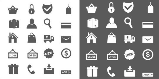 50 (NEW) High Quality And Free Icon Sets 47